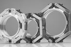 Chain clamps KF & ISO