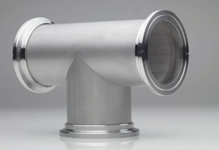 CeFiX Tee DN 80-250 - stainless steel