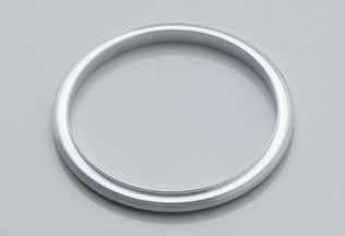 KF Aluminum Edge Seal - One Side Outer Center Ring