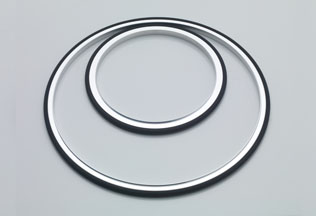 ISO Elastomer Seal, DN 80-250, UHV