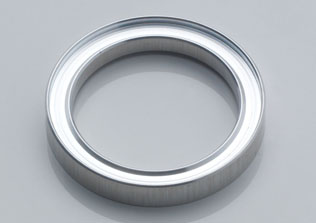 KF Aluminum Edge Seal - Outer Center Ring