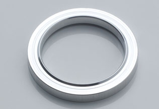 KF Aluminum Edge Seal - Inner Center Ring